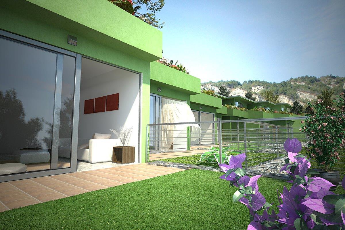 Bilocale duplex a pochi minuti da Limone sul Garda Tremosine sul Garda (BS) - Lombardia