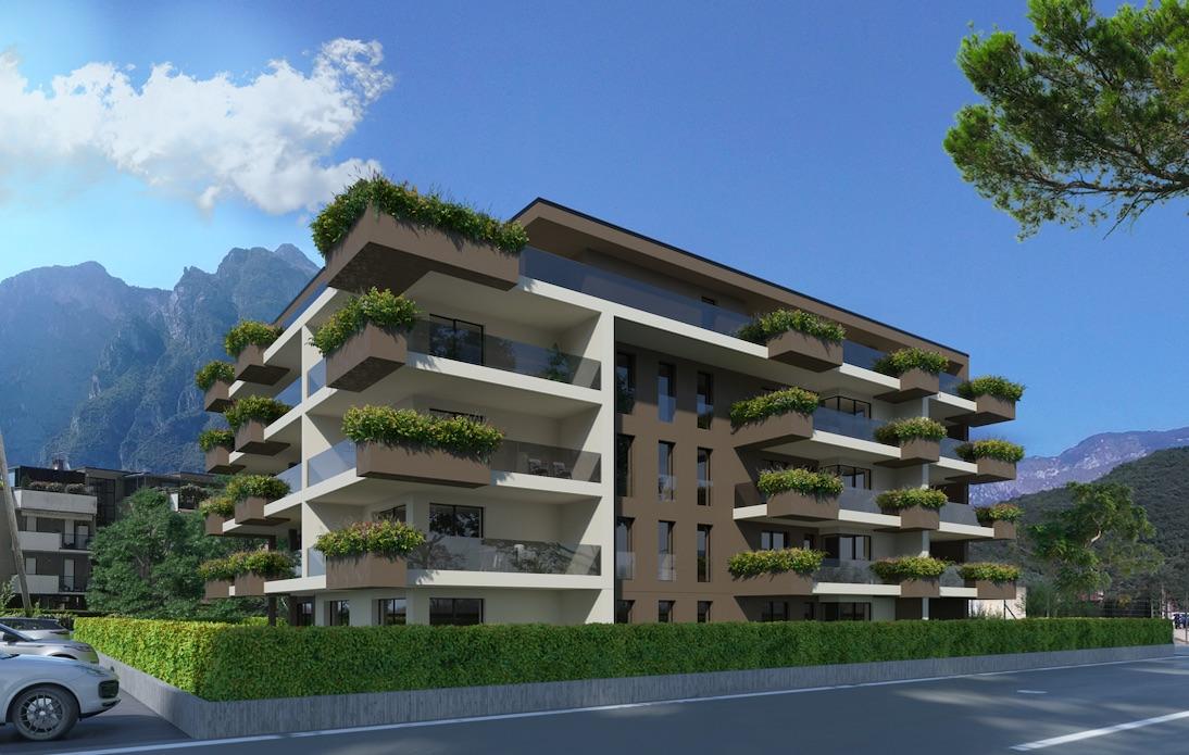 Nuovo trilocale esposto a sud Riva Del Garda (TN) - Trentino Alto Adige