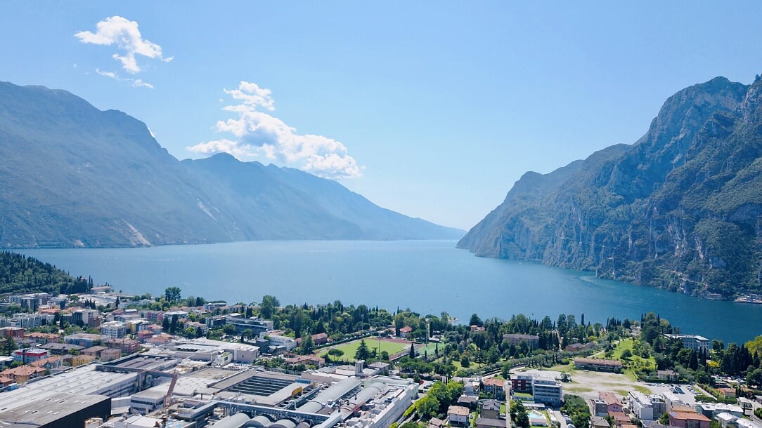 Nuovo trilocale con giardino Riva Del Garda (TN) - Trentino Alto Adige