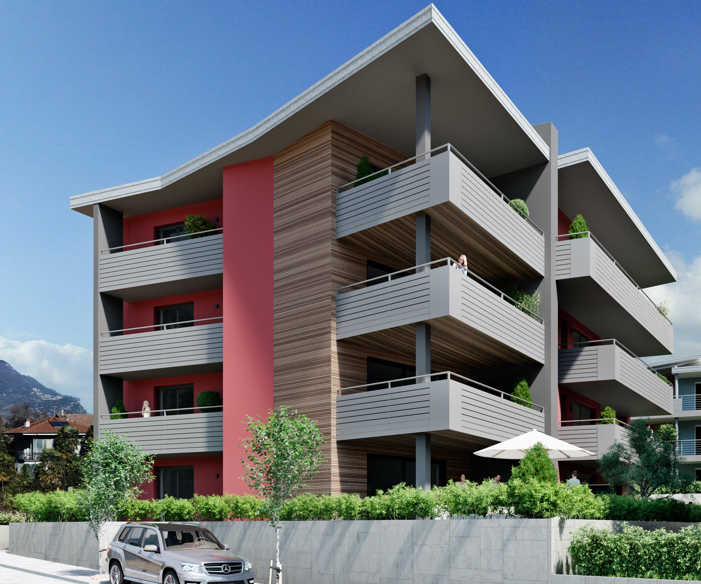 Nuovo bilocale con studio Riva Del Garda (TN) - Trentino Alto Adige